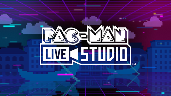 Pac-manLiveStudio