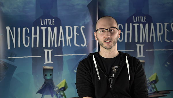 Lucas Roussel, producer of the Little Nightmares series